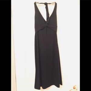 BCBG MAXAZARIA Halter Cocktail Dress EUC